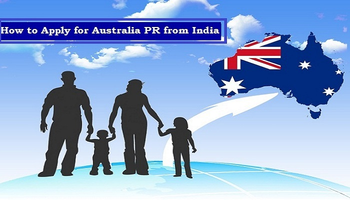 Apply for Australian PR from India