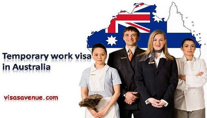 Australia temporary work visa 457
