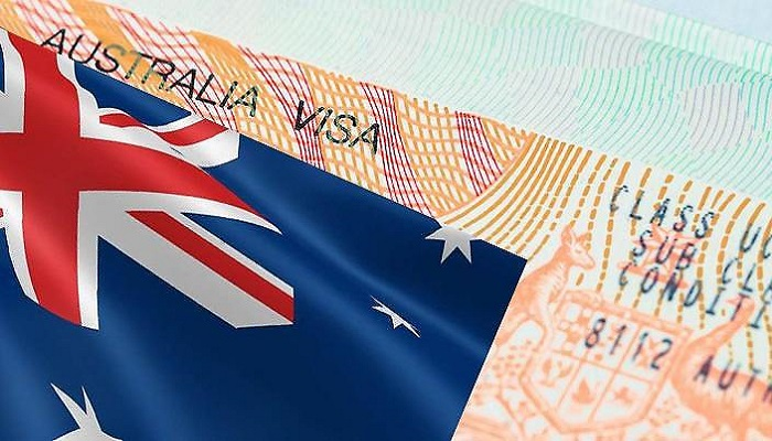Australia direct entry stream visa online