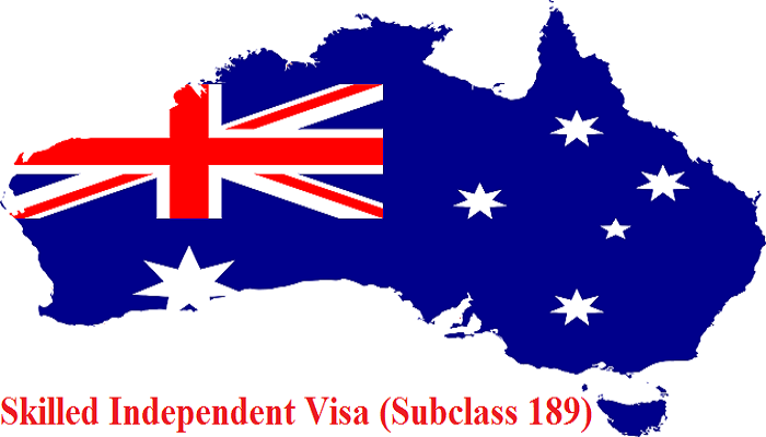australia immigration subclass 189 visa