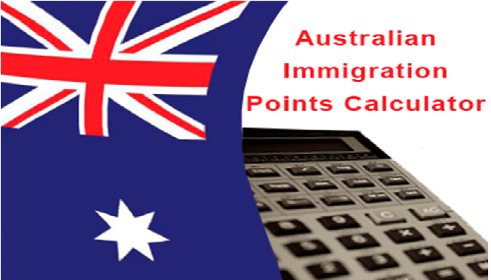 australian migration points calculator